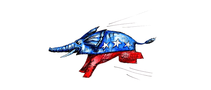 Magic and Never Trump: Can the GOP Make an Elephant Disappear?