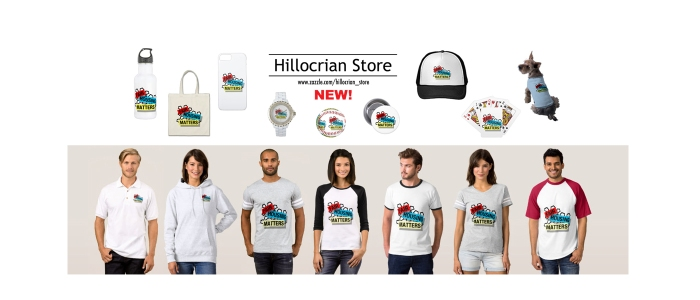 Hillocrian Store Launches With Inaugural Line of Products Promoting Fair Housing